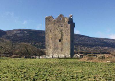 Gleninagh Castle, Ballyvaughan