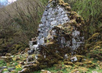 Eagle's Rock, Slieve Carran