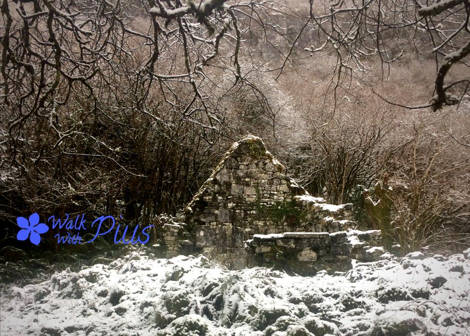 Eagle's Rock, Slieve Carran – A Burren Walk