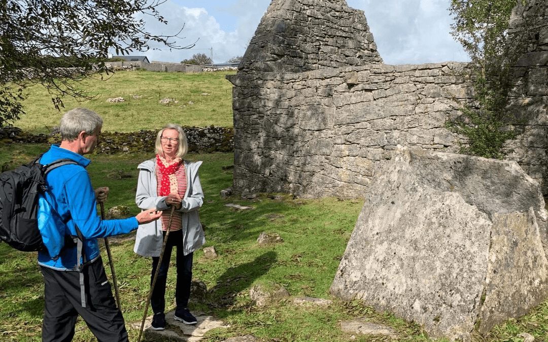 Guided Walk of Templecronan Loop and the Burren